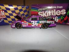 1/24 ERNIE IRVAN #36 SKITTLES / WILD BERRY 1998 ACTION NASCAR DIECAST