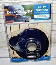 "Diamabrush 5"" Dust Shroud, Dust Control System"