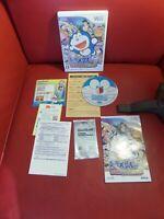 Wii Doraemon Wii: Himitsu Dougu Ou Ketteiban! ANIME GAME NINTENDO WII