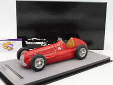 "Tecnomodel TM18-147A # Alfa Romeo Alfetta 159M  Press Version 1951 "" rot "" 1:18"