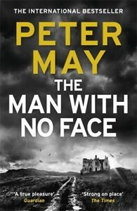 The man with no face by Peter May (Paperback / softback) FREE Shipping, Save £s