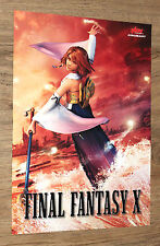 Final Fantasy X / Medal of Honor Frontline very rare small Poster 30x42cm