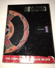 Star Trek Deep Space Nine - The Complete First Season DVD - Very Good