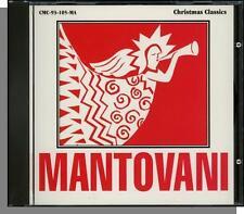 Mantovani - Christmas Classics - New Christmas Music CD! (Chicago Music Company)