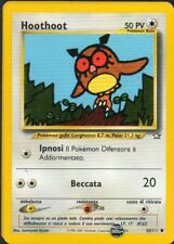POKEMON HOOTHOOT 60/111 NEO GENESIS COMUNE THE REAL_DEAL SHOP