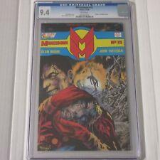 Miracleman #15 (1985) CGC 9.4