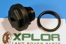 RANGE ROVER P38,CLASSIC,DEFENDER DISCOVERY 300TDi RADIATOR BLEED PLUG + O RING