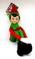 Ernie The Elf Figurines Christmas Novelty Plush Dolls Toy Christmas Gift