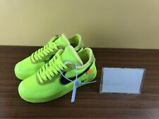 NIKE Air Force 1  LOW OFF WHITE Scarpe Uomo Shoes man