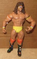 Ultimate Warrior WWE Mattel Basic Wrestlemania Fantasy WWF Figure Legend Classic