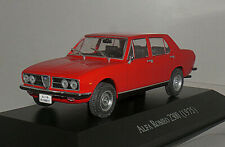 Ixo 1/43 Alfa Romeo 2300 Red 1975
