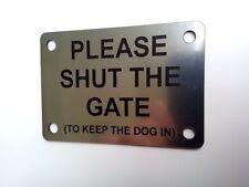 Dog Decorative Plaques & Signs