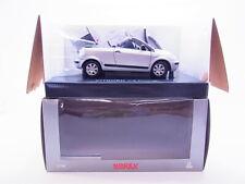 69036 Norev 181002 Citroen C3 Pluriel gris aluminium Modellauto 1:18 NEU in OVP