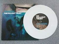"THE FALLOUT TRUST - WASHOUT - 7"" WHITE VINYL SINGLE - NEW"