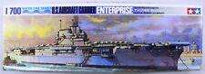 Tamiya 1:700 Kit #77514 US Aircraft Carrier Enterprise Water Line Series