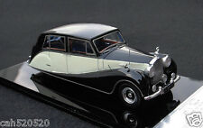 1/43 Rolls-Royce Phantom IV1953 Hooper limousine Chassis:4BP3 Black /Cream White