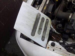 JDM MAZDA MIATA MX5 ROADSTER EUNOS NA6CE Over maker mesh grill Heat light Cover