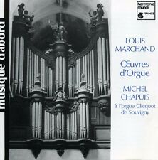 Louis Marchand - Orgelwerke - Michel Chapuis