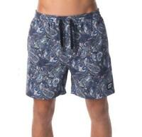 "Rip Curl COSMO 17"" ELASTIC WALKSHORT Mens VOLLEY Shorts New - CWALZ1 Navy"