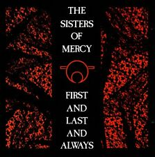 THE SISTERS OF MERCY - FIRST AND LAST AND ALWAYS CD (1985) FIRST ALBUM (SH)