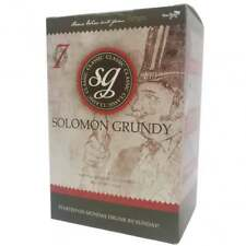Solomon Grundy Wine Kit 7 Day Home Brew Wine Making ROSE 30 BOTTLE