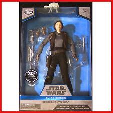 "Disney Star Wars Elite Series Jyn Erso Doll 10"" (Premium Figure) Rogue One"