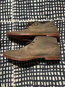 cole haan suede shoes Size 11