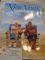 New York Magazine The Double Issue June 30 - July y 2008 Barack Obama John McCai