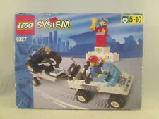 Lego Town Jr. - 6327 Turbo Champs NEW SEALED