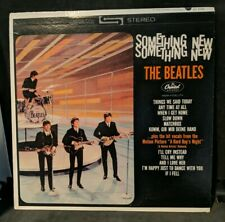The Beatles Something New Green label Winchester Pressing 1969 NM