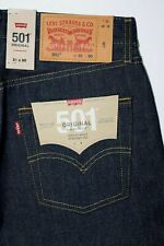 501 Levi's Men's Jeans SHRINK TO FIT, W=Size, L=Inseam
