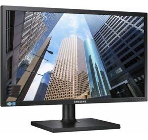 "Samsung S24E650DW - SE650 Series - LED monitor - 24"""