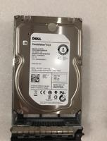 DELL 2TB 7.2K 6G 3.5'' SATA HDD FOR R430 R510 R520 R530 R630 R710 R720 R730 R610