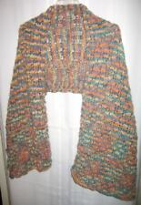 New Handmade Knitted Southwest Multicolor Woman's Shawl