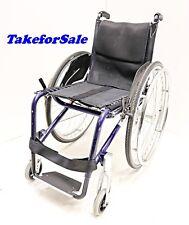 Pro Aktiv Rollstuhl Speedy Aktivrollstuhl Starrahmenrollstuhl SB 37 TFS201