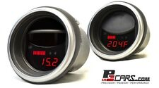 P3 Cars Integrated Boost Vent Gauge Subaru BRZ Scion FR-S Toyota FT86