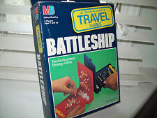 1989 Battleship Travel Game by Milton Bradley NEW