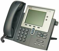 Cisco 7942 Unified IP Phone VoIP Telephone CCNA CCNP CCIE Voice