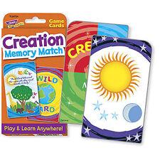 Tendencia Kids Niños creación Memory Match reto Tarjeta re Juego Educativo