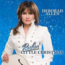 Deborah Allen - Rockin Little Christmas [CD]