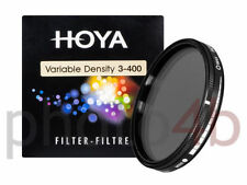 Hoya 72mm / 72 mm Variable Density (ND3~ND400) Filter