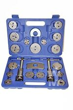Universal 22pc Car Disc Brake Caliper Piston Rewind Wind Back tool Car Tool Kit