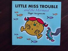 Little Miss Trouble and the Mermaid by Roger Hargreaves