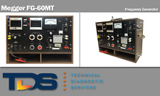 [USED] Megger FG-60MT Frequency Generator (AS-IS)