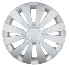 """4x15"""" Wheel trims wheel covers for Ford Transit Custom 15"""" silver"""