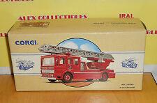 CORGI 97352 AEC LADDER FIRE ENGINE - STAFFORDSHIRE
