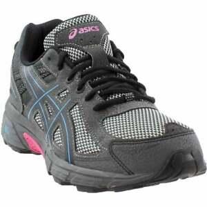 ASICS Gel-Venture 6  Womens Running Sneakers Shoes    - Black