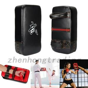 Boxing Kick Shield Strike Punching Pads MMA Focus Muay Thai Punch Mitt Target z
