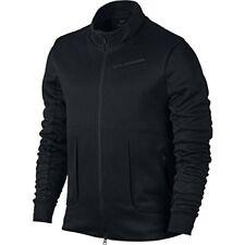 Nike Lebron Jacket Men's Basketball Jacket - XXL (800107-010) BLACK/LIGHT IRON