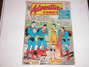 Adventure Comics #294 DC Comics Marked 12 Cent Price